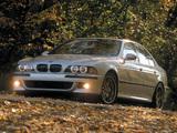 BMW M5 US-spec (E39) 1999–2004 pictures