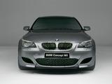 BMW Concept M5 (E60) 2004 images