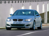 BMW M5 (E60) 2004–09 photos