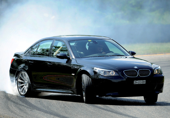 Bmw M5 E60 200409 Pictures