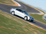 BMW M5 US-spec (E60) 2005–09 photos