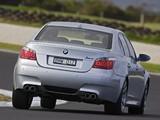 BMW M5 AU-spec (E60) 2005–09 pictures