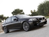 BMW M5 Individual (F10) 2011 wallpapers