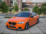 3D Design BMW M5 (F10) 2016 images