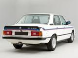 Images of BMW M535i UK-spec (E12) 1980–81