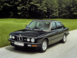 Images of BMW M5 (E28) 1985–87