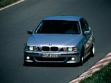 Images of BMW M5 (E39) 1998–2003
