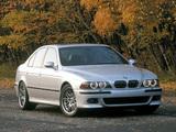 Photos of BMW M5 US-spec (E39) 1999–2004