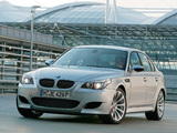 Photos of BMW M5 (E60) 2004–09