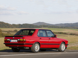 Pictures of BMW M5 (E28) 1985–87