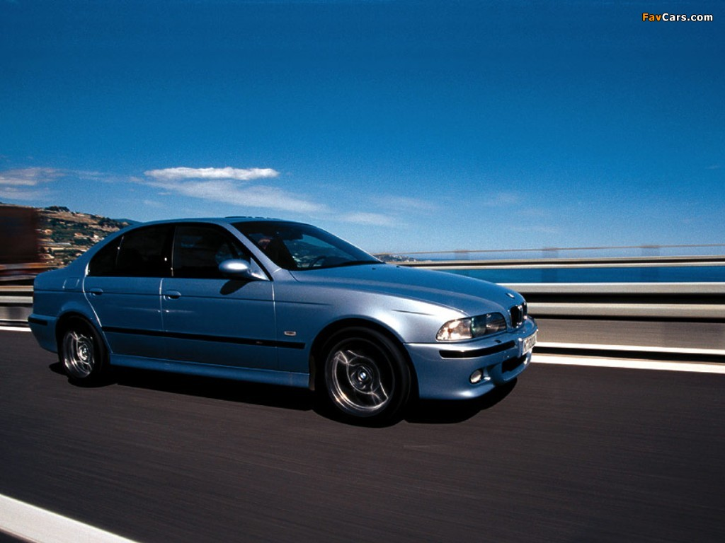Pictures Of Bmw M5 E39 1998 2003 1024x768