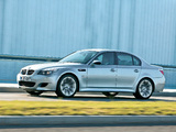 Pictures of BMW M5 (E60) 2004–09