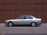 BMW M5 US-spec (E34) 1989–92 wallpapers