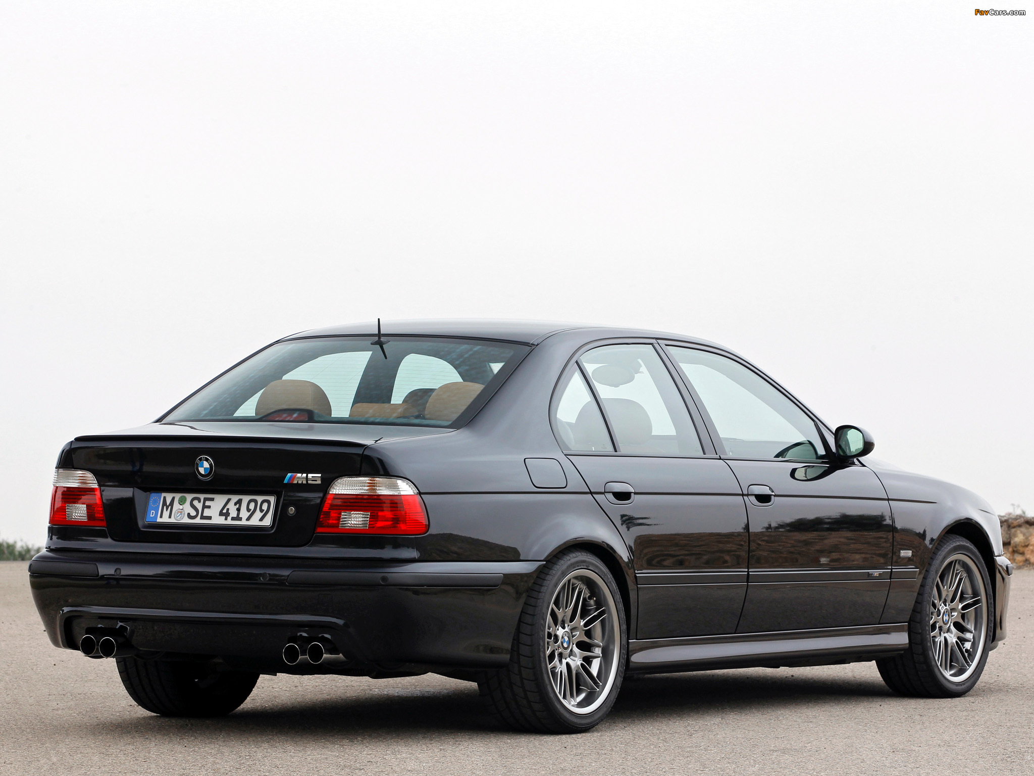 Bmw M5 E39 19982003 Wallpapers
