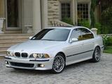BMW M5 US-spec (E39) 1999–2004 wallpapers