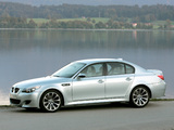 BMW M5 (E60) 2004–09 wallpapers
