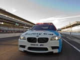 BMW M5 MotoGP Safety Car (F10) 2011 wallpapers