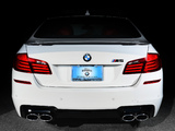 Wallpapers of IND BMW M5 (F10) 2012
