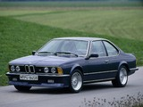 BMW M635CSi (E24) 1984–88 pictures
