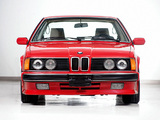 BMW M6 (E24) 1986–88 photos