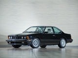 BMW M6 (E24) 1986–88 pictures