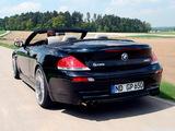 G-Power BMW M6 Hurricane Cabrio (E64) 2008–10 wallpapers
