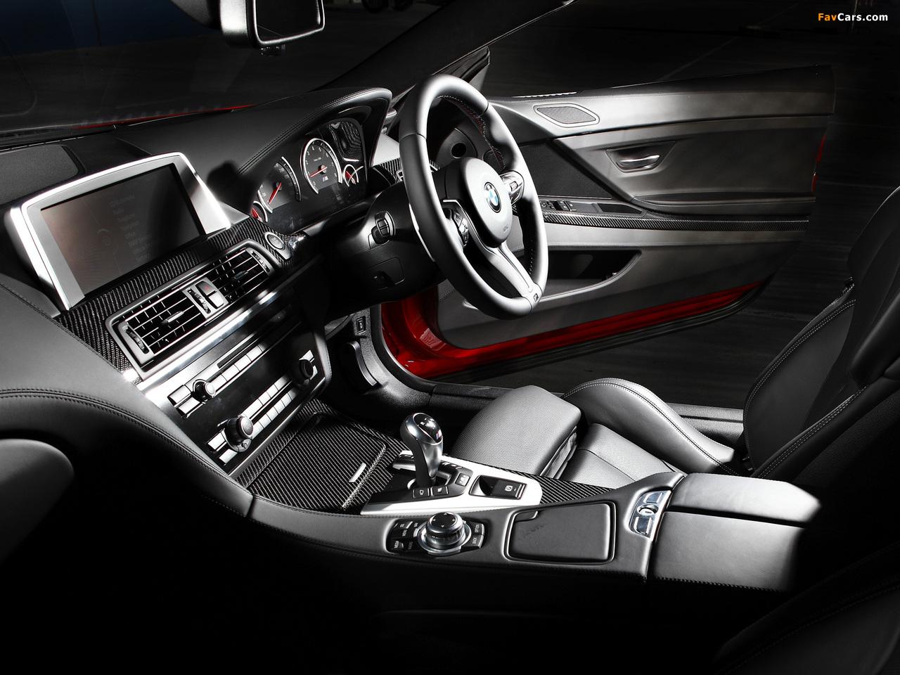 BMW M6 Coupe AU-spec (F13) 2012 images (1280 x 960)