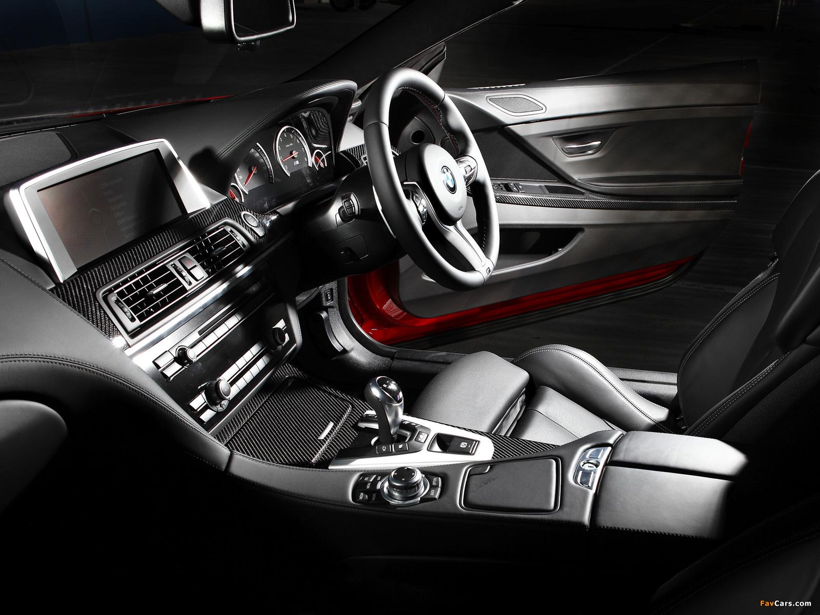 BMW M6 Coupe AU-spec (F13) 2012 images (1600 x 1200)