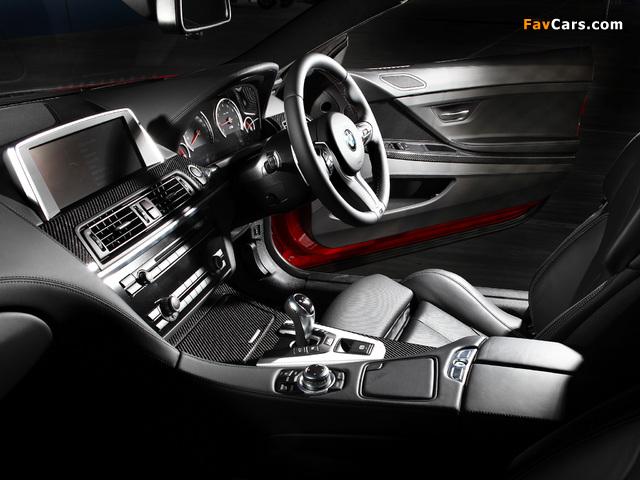 BMW M6 Coupe AU-spec (F13) 2012 images (640 x 480)