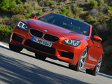 BMW M6 Coupe (F13) 2012 images