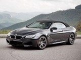 BMW M6 Cabrio US-spec (F12) 2012 photos