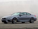 BMW M6 Coupe US-spec (F13) 2012 photos
