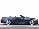 BMW M6 Cabrio AU-spec (F12) 2012 pictures