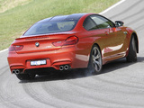 BMW M6 Coupe AU-spec (F13) 2012 pictures