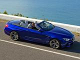 BMW M6 Cabrio ZA-spec (F12) 2012 pictures
