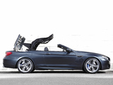 BMW M6 Cabrio AU-spec (F12) 2012 wallpapers