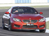 BMW M6 Gran Coupe AU-spec (F06) 2013 images
