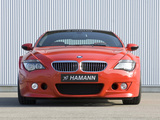 Hamann BMW M6 Widebody Edition Race (E63) wallpapers