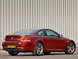Images of BMW M6 UK-spec (E63) 2005–10