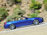 Images of BMW M6 Cabrio (F12) 2012