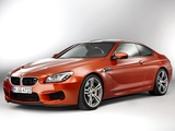 Images of BMW M6 Coupe (F13) 2012