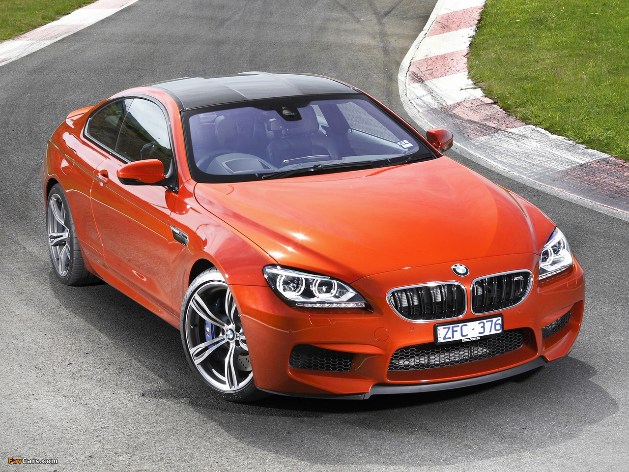 Images of BMW M6 Coupe AU-spec (F13) 2012 (1280 x 960)