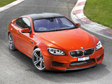 Images of BMW M6 Coupe AU-spec (F13) 2012
