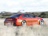Images of BMW M6 Gran Coupe AU-spec (F06) 2013
