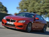 Photos of BMW M6 Coupe (F13) 2012