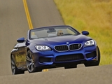 Photos of BMW M6 Cabrio US-spec (F12) 2012