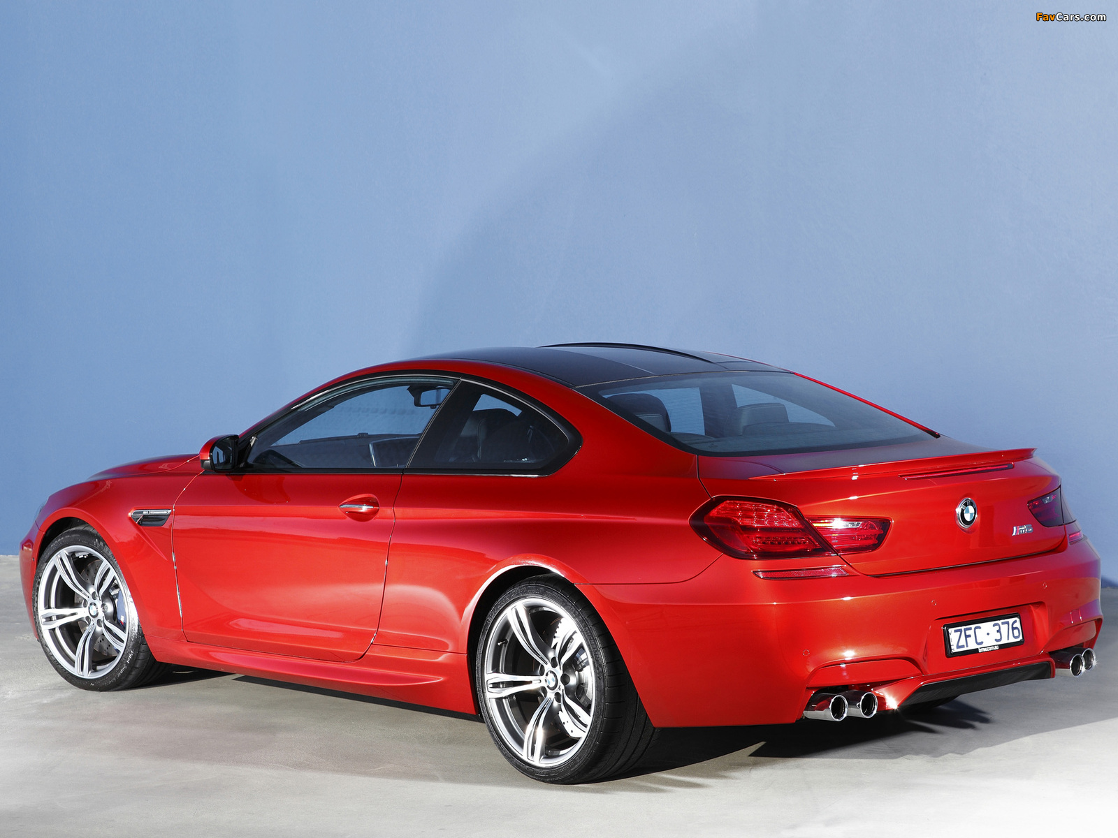 Photos of BMW M6 Coupe AU-spec (F13) 2012 (1600 x 1200)
