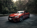 Photos of BMW M6 Coupe JP-spec (F13) 2012