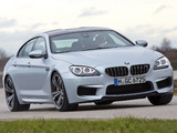 Photos of BMW M6 Gran Coupe (F06) 2013