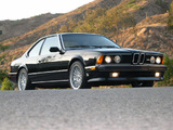 Pictures of BMW M6 (E24) 1986–88